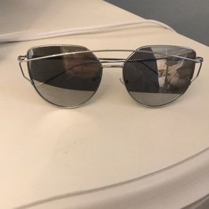 Free People Trendy Sunglasses